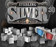 Sterling Silver 3D