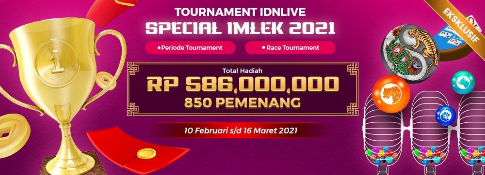 Tournament Idnlive Special Imlek 2021